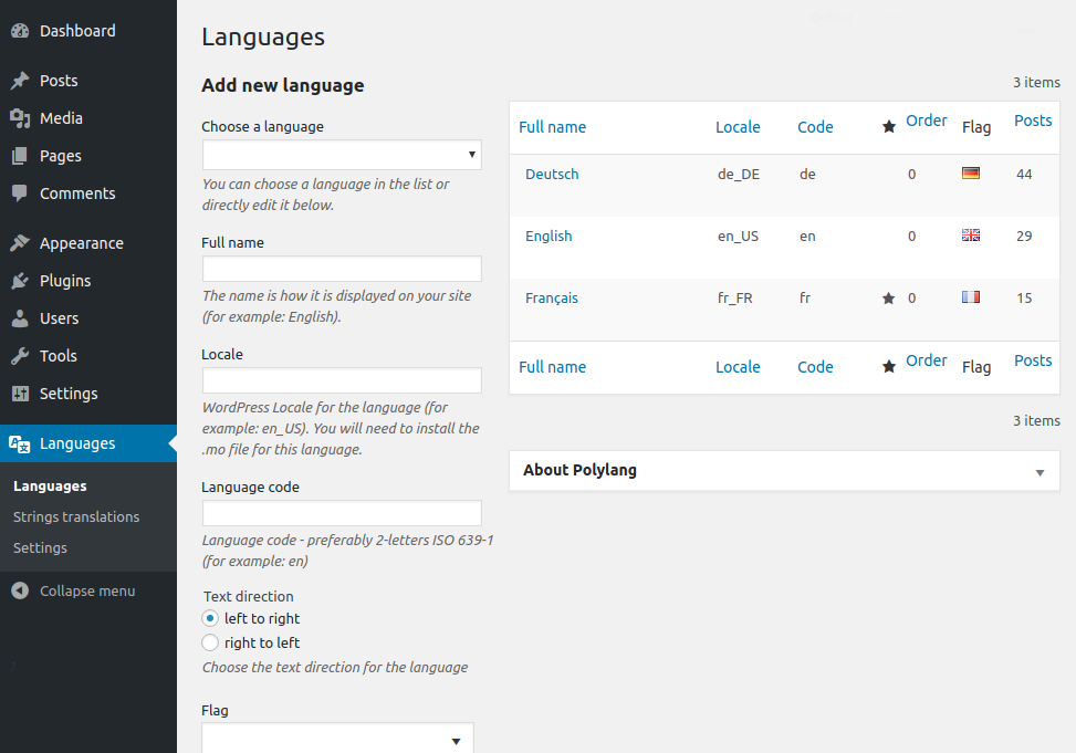 languages-settings