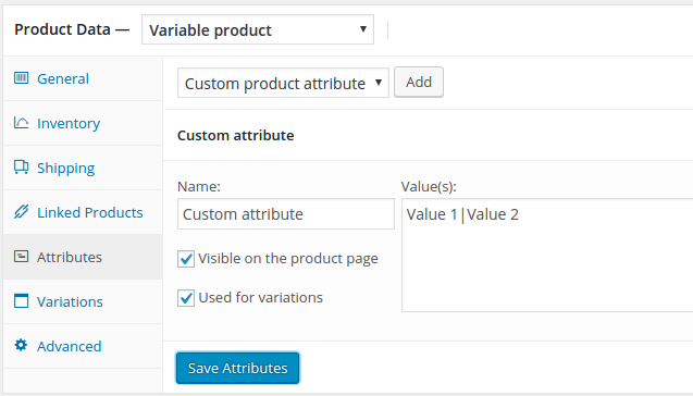 custom-product-attribute